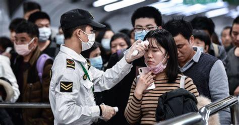 china puts  cities  lockdown  virus death toll