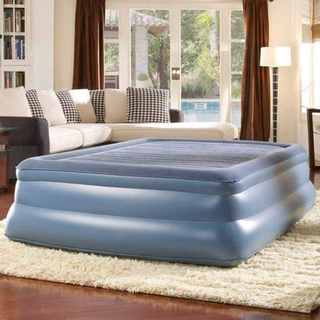 simmons beautyrest sky rise raised pillowtop air bed