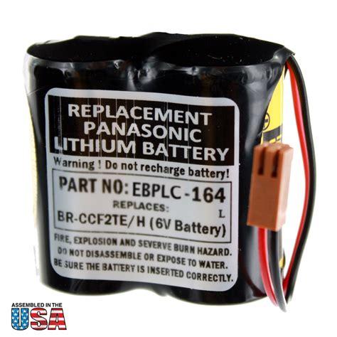 A06b 6073 K001 A06b 6073 Plc Lithium Battery Br Ccf2th 6v Baterai Pa05 computer battery for comp164 cutler hammer a06 ge fanuc