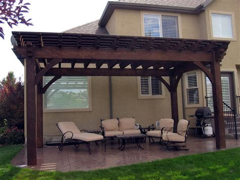 10 x 12 pergola plans outdoor goods