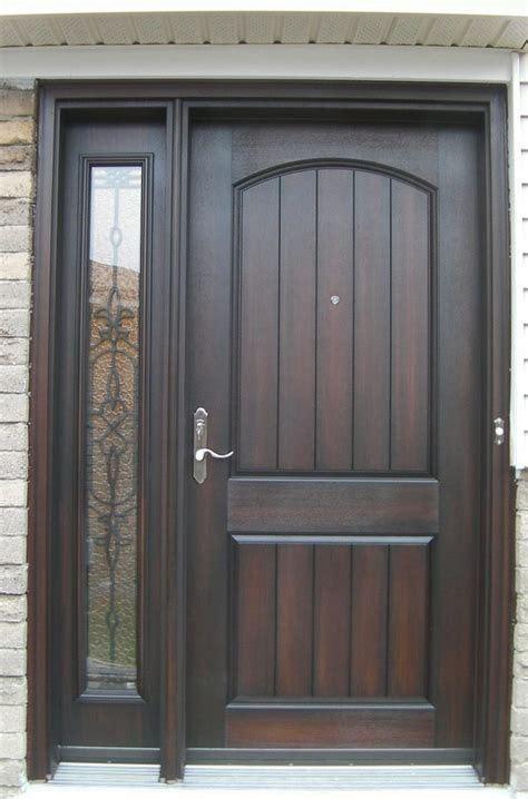 exterior door ideas   materials peredni