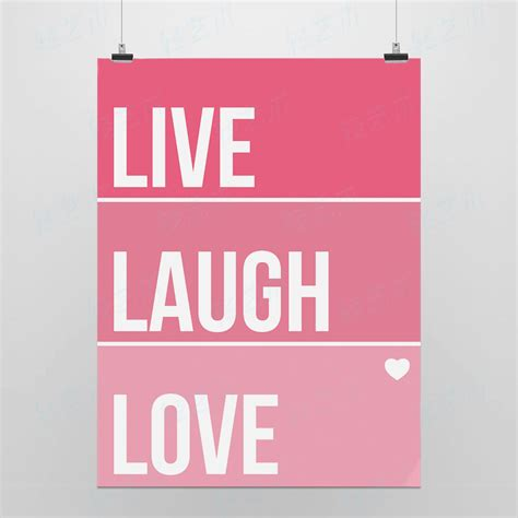 live laugh canvas wall with quotes quotesgram