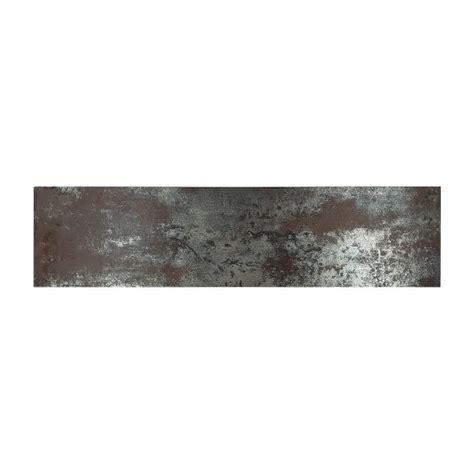 piastrelle rettificate piastrelle in gres porcellanato effetto metallo