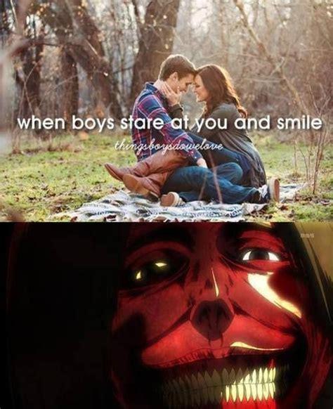 Funny Attack On Titan Memes - attack on titan funny memes and funny memes on pinterest
