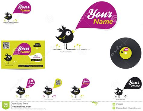 Clipart Vector Of The Carpenter Cartoon Illustration Of label music logo royalty free stock image image 27835266