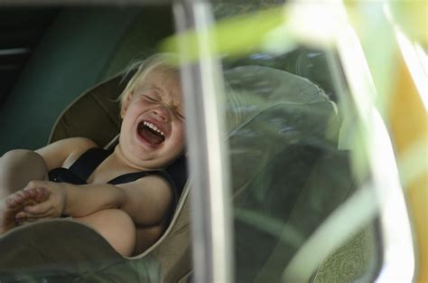 baby screams in car seat what to do if your baby cries in the car seat