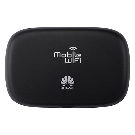 Huawei E5332 Pocket Wifi Hspa 21mbps Huawei E5332 Pocket Wifi Hspa 21mbps 14 Days Black