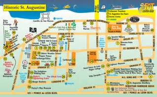 maps st augustine florida historic st augustine map 2017 the big coupon book