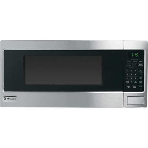 Ge Monogram Countertop Microwave ge monogram zem115sfss 1 1 cuft countertop microwave