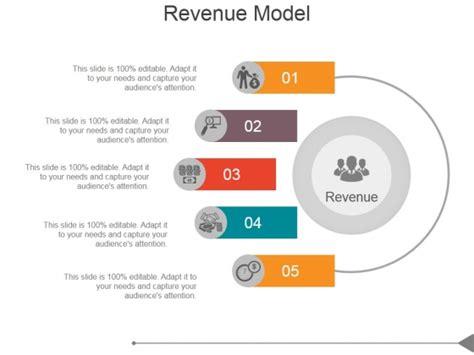 template revenue revenue model powerpoint templates t revenue