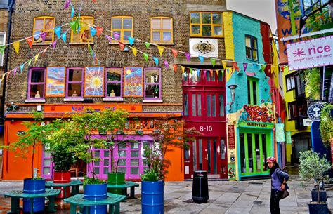 Neal S Yard Covent Garden by Neal S Yard Uk Zoom Focus Photography