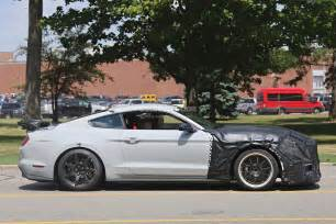 2019 Ford Mustang Possible 2019 Shelby Gt500 Mustang Spied Flaunting Front