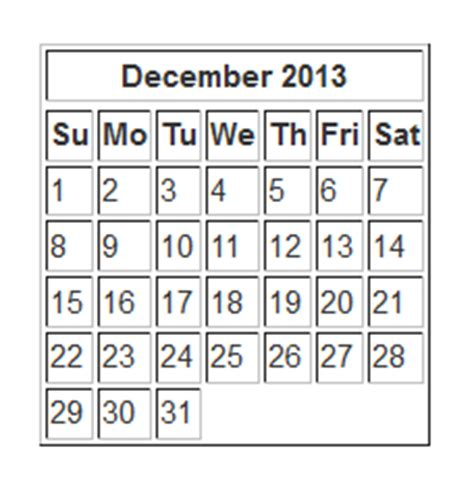 how to make a calendar using html how to create a simple calendar using html justin woodie