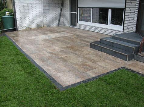 holzgel nder f r terrasse designer terrassen terrasse outdoor design in rostock