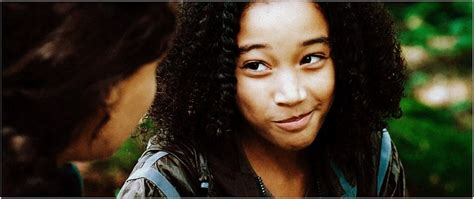 hunger games hairstyles rue rue the real mvp of the hunger games nut free nerd