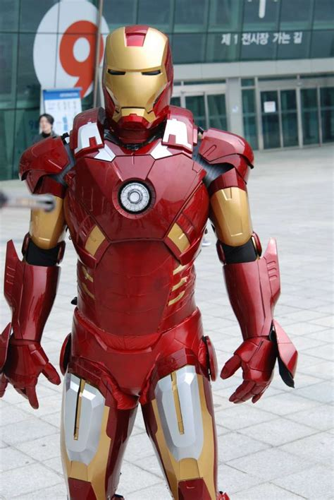 iron man mark cosplay shavila inven global