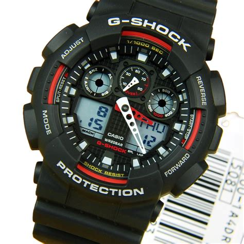 Casio G Shock Gax100 ga 100 1a4 ga100 casio g shock