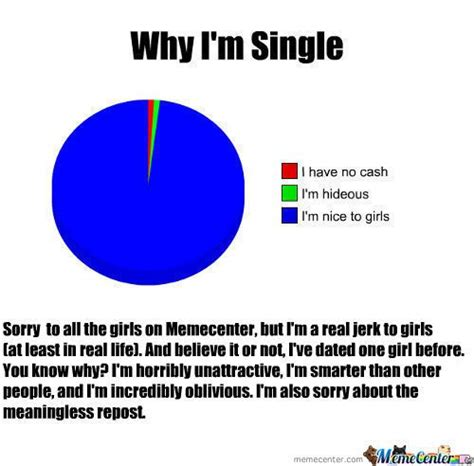 Single Memes - im single memes rmx why i m single buff circle
