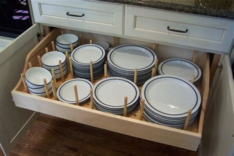 plate holders cabinets by graber