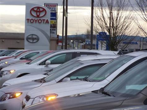 Toyota Dealer Albany Ny Lassen Chevrolet Toyota Albany Or 97322 Car Dealership