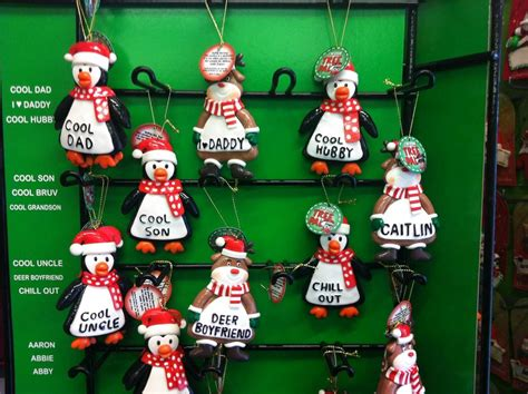 brand new personalised christmas decoration tree pals