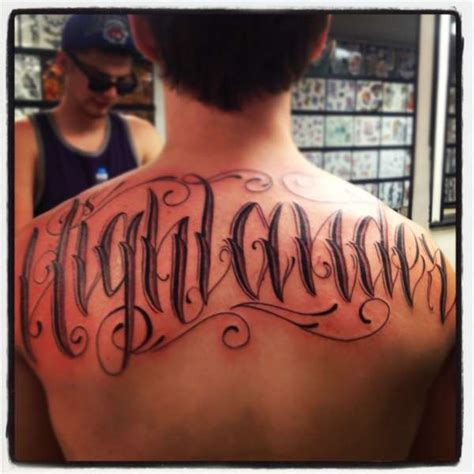 last name on back tattoo designs top salas name tattoos images for tattoos