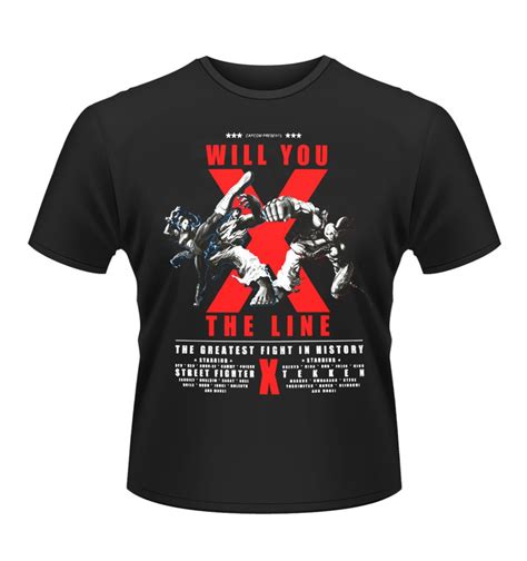 T Shirt Tekken out of stock