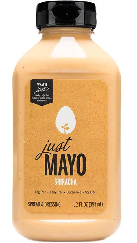 sriracha mayo nutrition grocery condiments sauces marinades