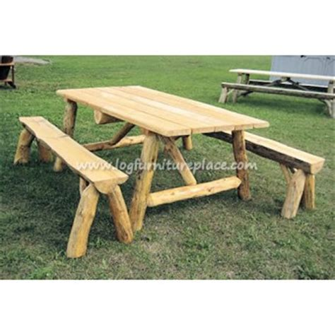 cedar log bench for memorial lake regional park shell jhe s log furniture place presents 5 great rustic