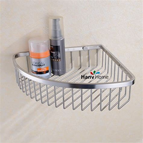 corner shower caddy stainless steel bathroom wall