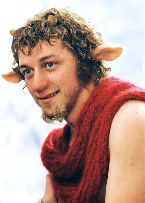 The The Witch And The Wardrobe Mr Tumnus by Mcavoy As Mr Tumnus In Narnia The The Witch