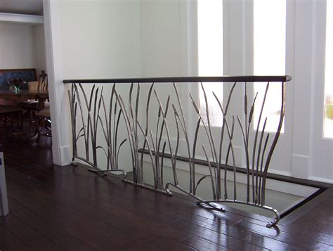 Wrought Iron Railings Interior by Wrought Iron In Interior Design Vintage Home