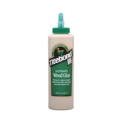 woodwork glue titebond 3 wood glue