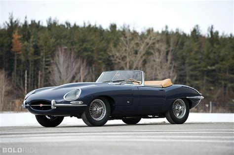 Car Types Beginning With E by Jaguar E Type Convertible