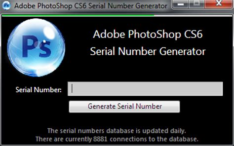 adobe illustrator cs6 serial number generator adobe photoshop cs6 serial number generator 2015 download