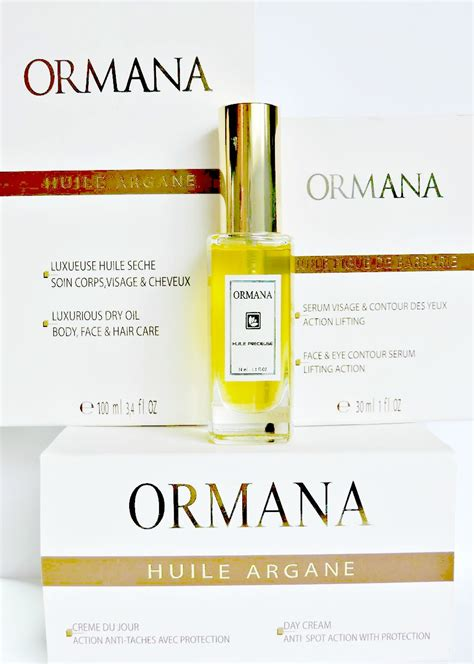 Product Review Nerida Skincare by Ormana Skin Care Products Review