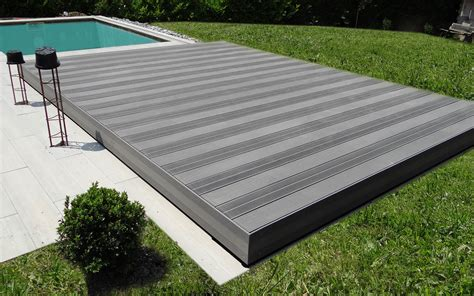 Terrasse Amovible Sur Piscine 4356 by Terrasse Mobile Pour Piscine Pool Fond Mobile
