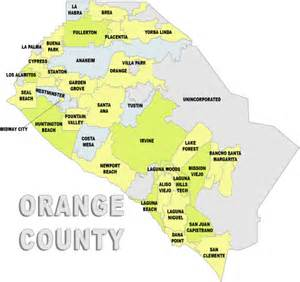 orange county california map with cities ca 46 47 48 oc voters rights