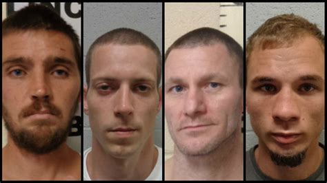 Lincoln County Arrest Records Search Continues After Four Escape Through Ventilation System At Lincoln County
