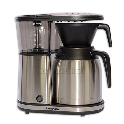 Cuppa Coffee bonavita 8 cup coffee brewer home coffee brewer