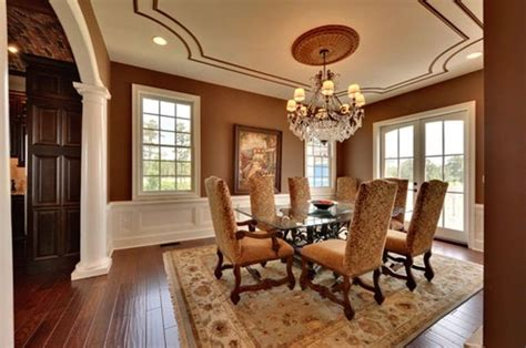 Painting Dining Room With Chair Rail Dining Room Paint Ideas With Chair Rail Interior Design