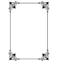 Decorative Page Borders by Decorative Page Border Vector 1728661 Jpg 380 215 400 Pixels