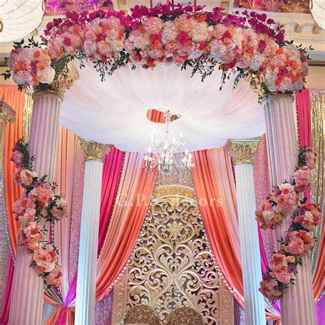home decorations for wedding home backdrops decoration seasonal gold blue and pink