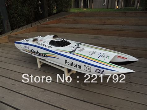 rc gas boat catamaran rc nitro boat hulls epoxy resin fiberglass for 26cc
