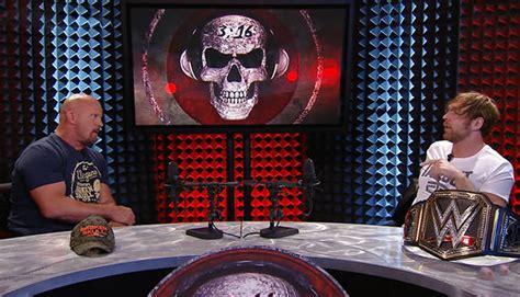 Stone Cold Pod Cast Dean Ambrose 8th August 2016 Full Movie 411mania Wwe News Stars Visit Australian Football Club Austin S Network Pick Of The Week