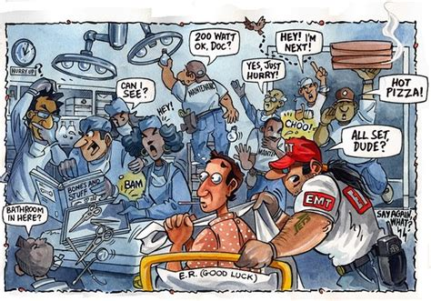 10 things emergency rooms won t tell you marketwatch