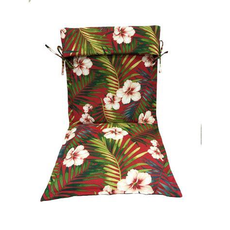 Patio Chair Cushions Floral Shop Garden Treasures Floral Standard Patio Chair