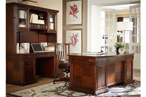 martin s landing executive desk havertys home office
