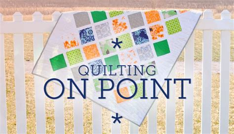 quilt pattern on point on point quilting tips and calculations learn it make it
