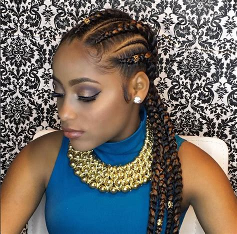 pictures of goddess braids 22 next level goddess braids to inspire your look